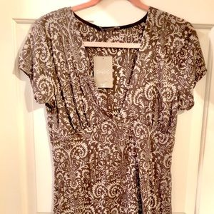 NWT, Anthropologie Top